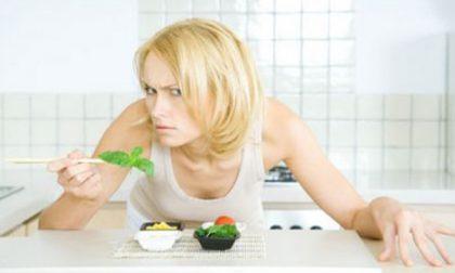 Ortoressia, quando mangiar sano diventa un'ossessione patologica