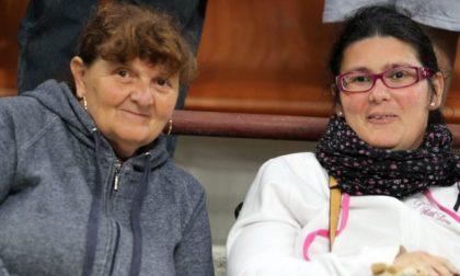 Tamara, mamma Lucia e gli altri 321 bergamaschi a San Siro