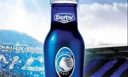 Il Derby nerazzurro tutto da bere L'ultimo dei mille prodotti Atalanta
