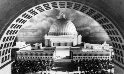 Svelato il progetto di Hitler per una supercapitale nazista