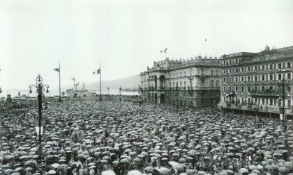 Quel memorabile giorno del '54 in cui Trieste tornò italiana