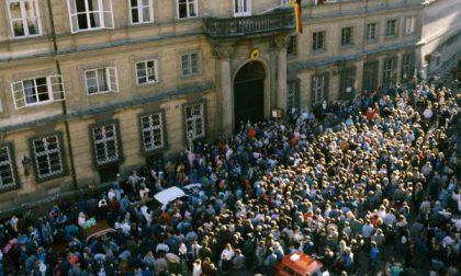Il giorno in cui i tedeschi dell'est furono liberi di varcar la frontiera