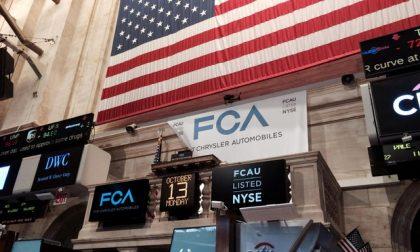 La Fiat scomparirà dopo 111 anni Wall Street è la nuova casa di FCA