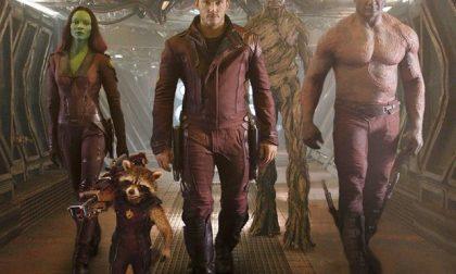"""Il film da vedere nel weekend """"Guardiani della Galassia"""", so cool"""