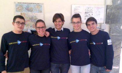 L'Istituto Andrea Fantoni di Clusone viaggia «sull'onda del suono»