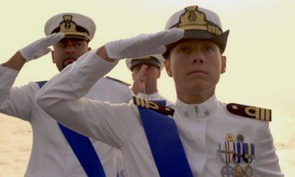 Il tenente Catia che ha mostrato il cuore di Mare Nostrum al mondo