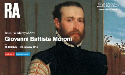 Trionfa Giovan Battista Moroni tra i grandi della Royal Academy