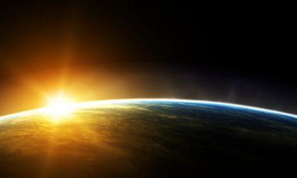 Il Sole scoppia di salute