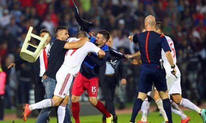 Perchè è infuriata la tempesta nella partita Serbia-Albania