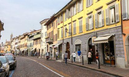 Via Borgo Santa Caterina Il piano terra di Città Alta