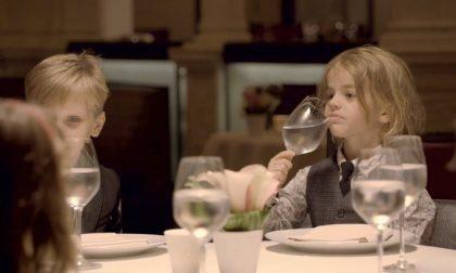 Il simpatico video dei bambini a cena in un ristorante stellato