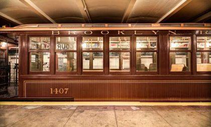 Buon 110° compleanno alla metropolitana di New York