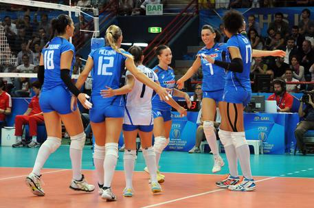 Women's Volleyabll World Championship 2014: Italy-China