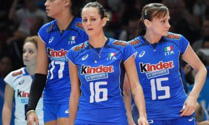 L'entusiasmante Italia del volley