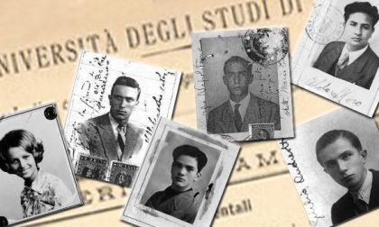 Napolitano ed altri secchioni I libretti di studenti illustri