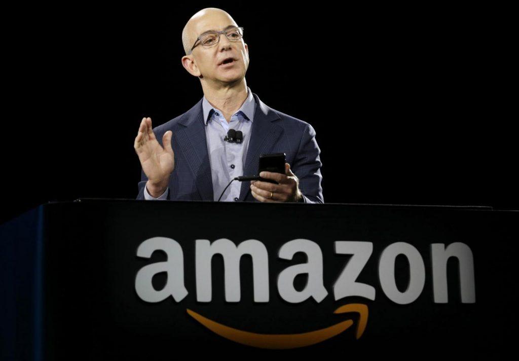 Amazon presenta il nuovo smartphone ''Fire''