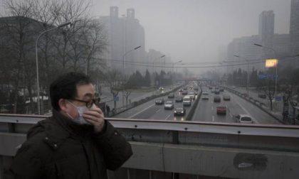 Lo smog sta uccidendo la Cina