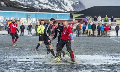 Il campionato in Groenlandia che dura solo una settimana