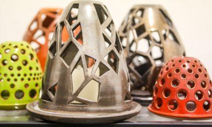 Il Claylab di via Pignolo Dove l'argilla si fa arte e bellezza