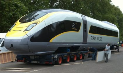 Il super treno da 320 km/h con un tocco di glamour italiano