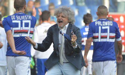 Massimo Ferrero: è lui o è Crozza?