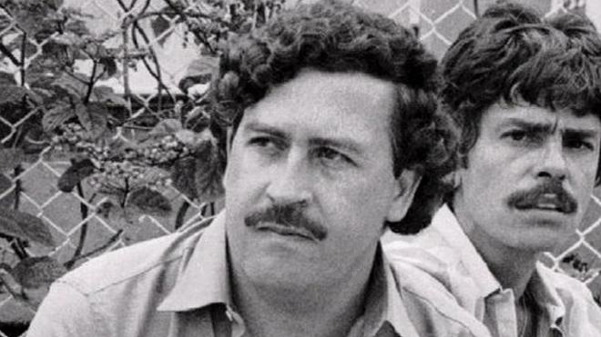 Pablo Escobar RCN