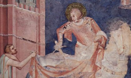 Chi era San Martino di Tours e come andò col mantello