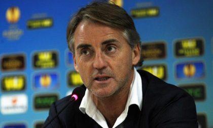 Roberto Mancini, eh eh oh oh