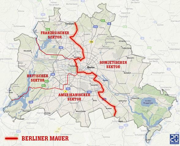 Germania Est Cartina.Com Era Fatto Davvero Il Muro Prima Bergamo