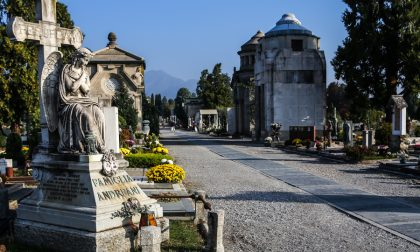 Alcune persone famose sepolte al cimitero di Bergamo