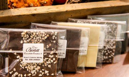 Bertett in Borgo Santa Caterina Quando il cioccolato è creatività