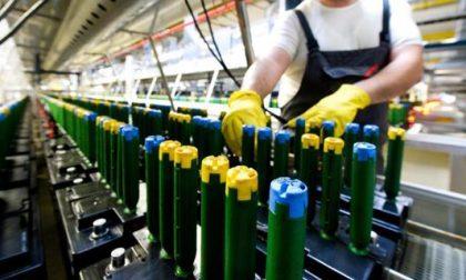 La produzione manifatturiera bergamasca cresce del 20 per cento rispetto ai primi 6 mesi