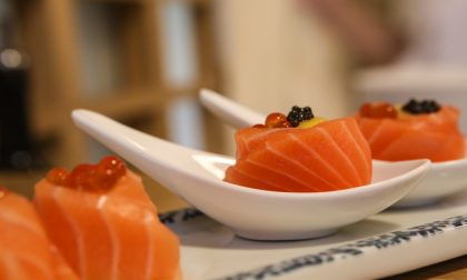 Il Miyabi in via San Francesco Il sushi così non l'avete mai provato
