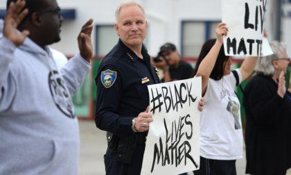 Il capo della polizia di Richmond che difende le vite dei neri