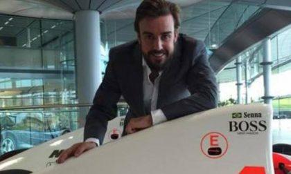 Il ritorno di Alonso in McLaren per emulare l'idolo Ayrton Senna