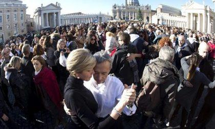 La milonga in Piazza San Pietro