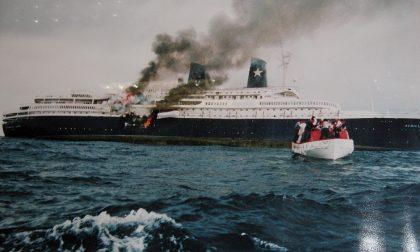 Il giorno in cui si inabissò la più bella nave da crociera