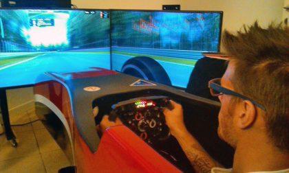 La Ferrari è l'auto da sogno Denis si regala un simulatore