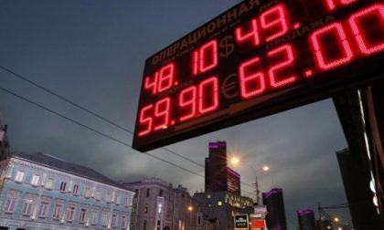 Il crollo del rublo, spiegato