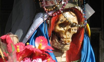 Il culto della Santa Muerte Il nuovo credo dei criminali