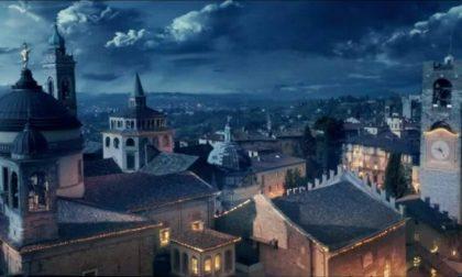 Una Bergamo incantata per lo spot di Natale di Sky