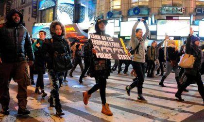 L'America si ribella alla polizia