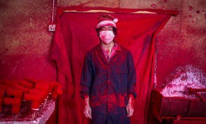 Il villaggio del Natale è cinese e di fiabesco non c'è proprio niente