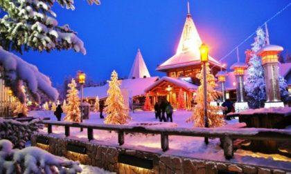 10 buoni motivi per visitare la terra di Babbo Natale