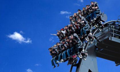Il video della novità Gardaland 2015 una picchiata verticale a 100 all'ora