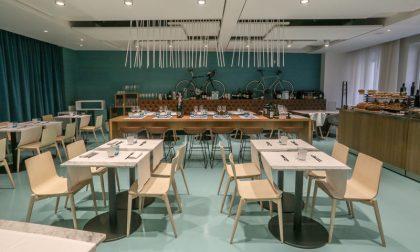 Il Bianchi Cafè e Cycles a Milano che è opera di due bergamaschi