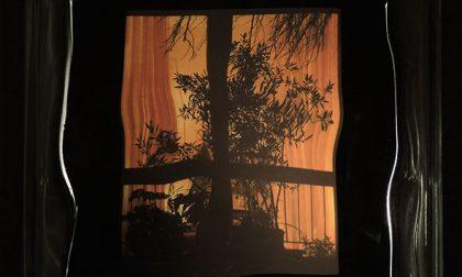 Clara Luiselli, un'artista di Bergamo Le sue luci e le sue finestre discrete