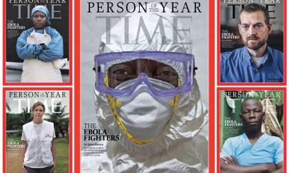 """Le storie dei 5 """"Ebola Fighters"""" eletti persone dell'anno dal Time"""