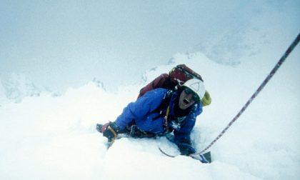 «L'alpinista che recise la corda» (e lasciò cadere il suo compagno)
