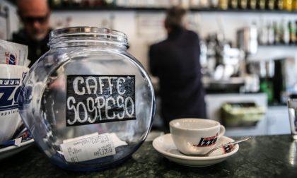 Il caffè sospeso conquista il mondo e anche Bergamo al Caffè Pontida